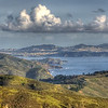 View of San Francisco from Mount Tam